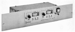 Dual-Channel Tape Reproduce Amplifier