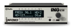 INOmini FM/HD Radio™ Monitor/Receiver