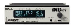 INOmini HD Radio™ Monitor/Receiver